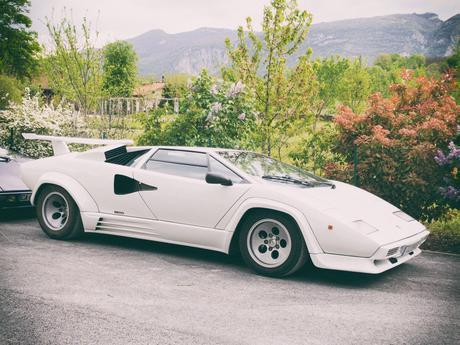 Sortie Lamborghini dans le Vercors