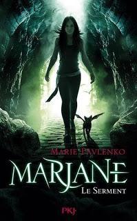 Marjane, Tome 2 : Le Serment - Marie Pavlenko