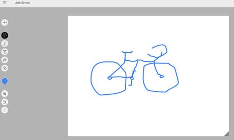 Je suis un artiste vélotesque