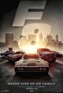Cinéma Fast and Furious 8 / A bras ouverts