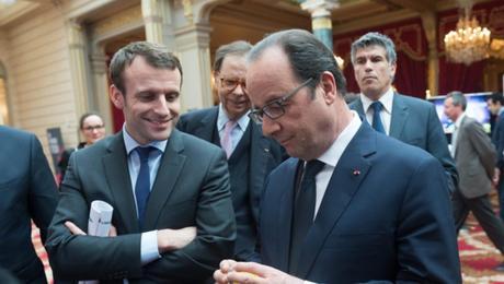 Hollande et Macron: le testament empoisonné