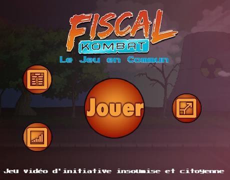 (insolite) Fiscal Kombat, le jeu vidéo de Jean Luc Mélenchon
