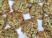Biscuits graines courge-noix coco (sans sucre)