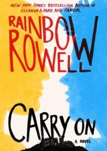 Carry On (Vo), Rainbow Rowell