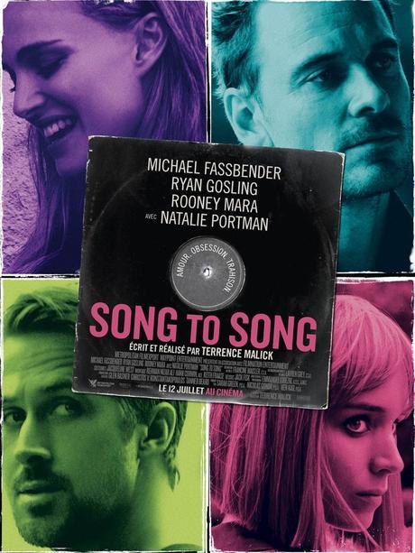 Song to song : le nouveau Terrence Malick en salles le 12 juillet