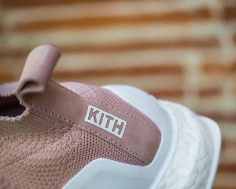 Kith x Adidas 16+ Purecontrol Ultra Boost Vapour Pink
