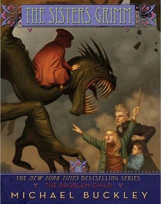 Les Soeurs Grimm T.3 : Le Petit Chaperon Louche - Michael Buckley