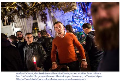 Libération des racailles identitaires de leur injuste anonymat #Pestebrune