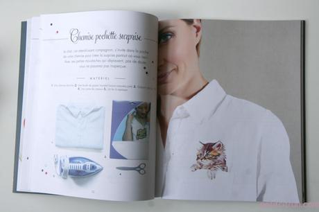 Livre : Customiser une chemise blanche – 20 idées simples & chic