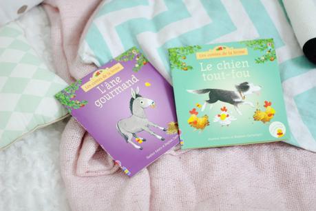 Trois petits livres pour Willow