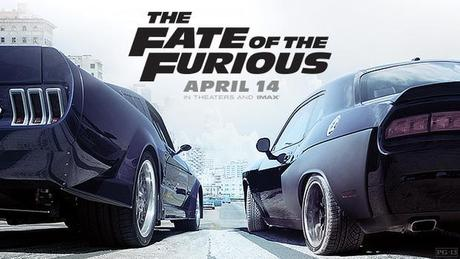Fate of the Furious/F8 (Ciné)