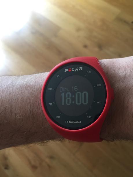 Mon avis sur la Polar M200, une montre running pour ceux qui veulent se lancer dans la course à pied !