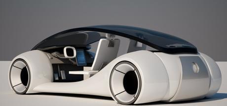 Apple iCar Concept