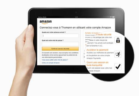 Amazon lance son service de paiement Amazon Pay