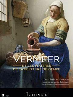 Vermeer et Valentin de Boulogne au Musée du Louvre
