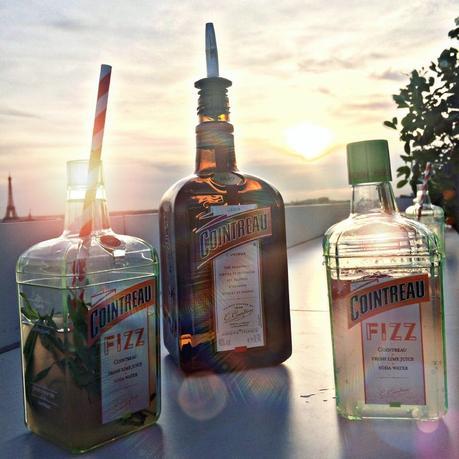 Cocktails, Rooftop & Soirées : La Tournée d'été by Cointreau Fizz 2017