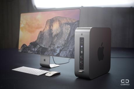 Mac Pro : un concept futuriste imagine un ordinateur Apple modulaire