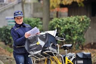 La Poste recrute 120 facteurs en Alsace