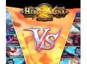Heroes Arena MOBA d'uCool disponible iPhone iPad