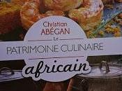 Christian Abegan patrimoine culinaire africain
