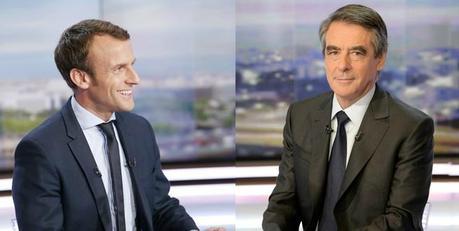 Fillon ou Macron, pour redresser l'économie ?
