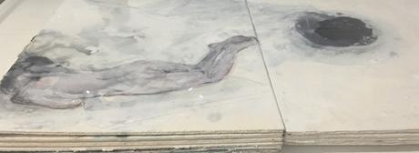 anselm kiefer, rodin, musée rodin, exposition, france, paris, 2017