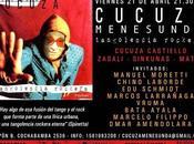 Cucuza reprend Menesunda l'affiche]