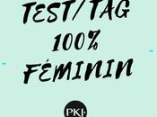TEST 100% Féminin