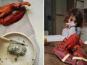 lobster pasta negra bogavante mantequilla algas magret pato curado pâtes noires homard beurre d'algues canard séché