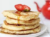 Fluffy pancakes recette astuces pour moelleux gonflés