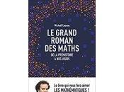 Mickaël Launay Grand Roman Maths, préhistoire jours