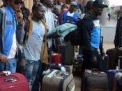 Quelque migrants burkinabés rapatriés Libye