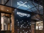 Amazon boutique hi-tech sans aucun personnel