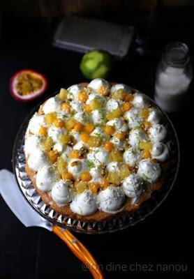 Fantastik à la vanille et aux fruits exotiques