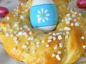 Nids briochés Pâques