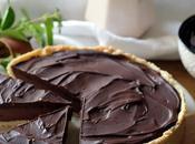 Tarte double chocolat