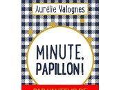 Aurélie Valognes Minute papillon