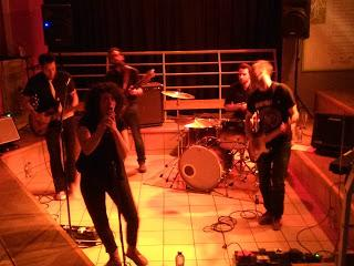 Devil Jo and the Backdoormen : Raw blues and Funk in Roanne !!