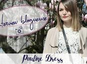 INTERVIEW Pauline blog Dress