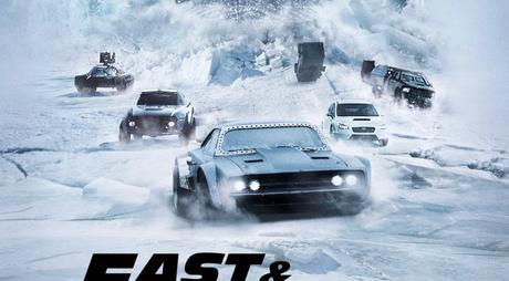 """Fast & Furious 8 – The Fate of the Furious : The Album"" @½"