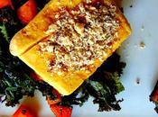 Kale, patate douce, tofu