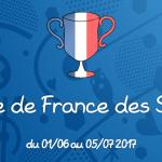 16ème de finale – Coupe de France des Sports