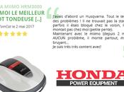 Avis clients TomCat nous parle robot-tondeuse Honda Miimo HRM3000