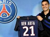 potentiel point chute surprenant d'Hatem Arfa