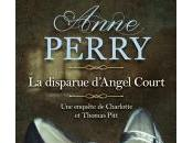 Disparue d'Angel Court d'Anne Perry