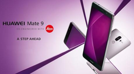 meilleur smartphone 2017 huawei mate 9