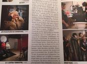 Michel dans Studio Ciné Live Cannes Hors-Série Bravo Série termine justement...