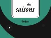 Roselyne Sibille, Lisières saisons Florence Saint-Roch