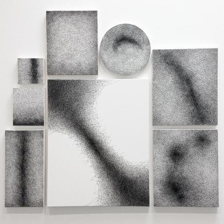 chiharu shiota, contemporary art, installation, galerie art, art, daniel templon, japon, artiste, plasticien, performance, memory, shiota, infinity