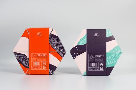 Packaging : Saikai, la boite à cookies d'Hanna, Emma, Alma et Maja